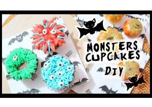 Monsterscupcakes